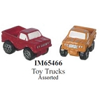 Toy Truck, Assorted color Dollhouse Miniature 1:12 scale