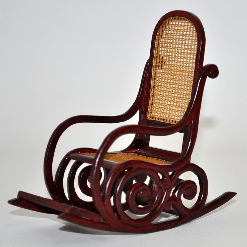Victorian rocking chair - Quick View