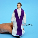 Priest Porcelain doll  6