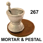MORTAR and PESTAL 1/2
