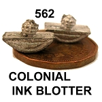 COLONIAL INK BLOTTER 2pcs 3/8
