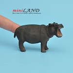 "Hippopotamus 1⁄2"" Scale for dollhouse miniature 1:24 scale"