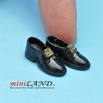 Man Shoes for dollhouse miniature display #13