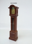 Clearance sale NonWorking Grandfather Clock 1:12 WN