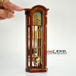 Working Dollhouse Miniature Grandfather Clock WN V4010C-NWNG