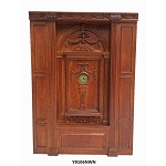 Mimi's working clock panel MANOR Titanic style UNIT -  6.9