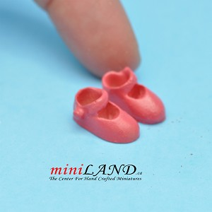 Girl Shoes for dollhouse miniature display #19