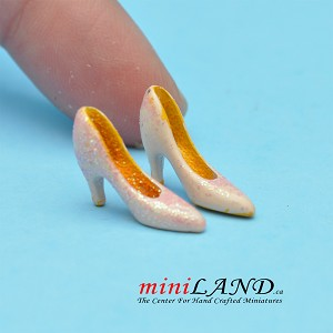 Shoes for dollhouse miniature display #23