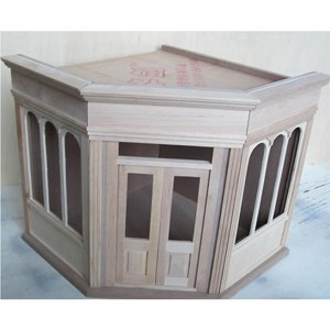 Clearance sale Corner Roombox Kit-Dioni 3min assembly 1:12 Store Shop